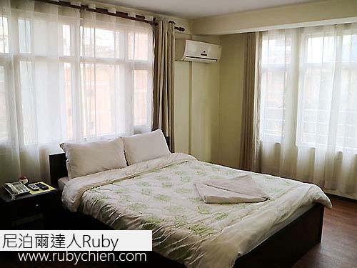 寬敞明亮、清爽簡約的客房,讓人放鬆心情。
