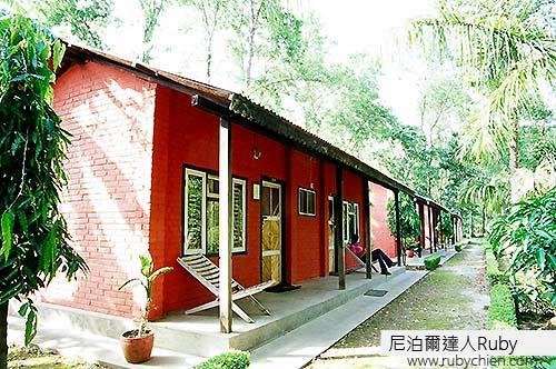 以前住的簡樸小屋