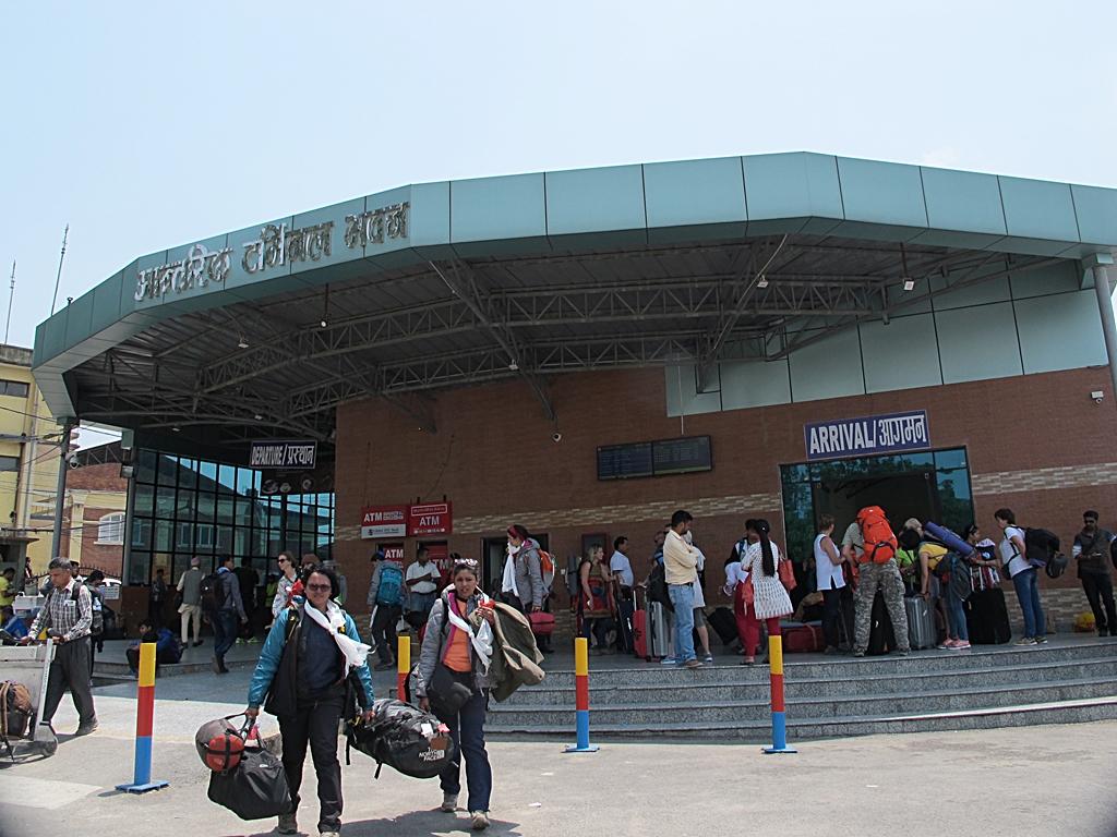 加德滿都國內線機場