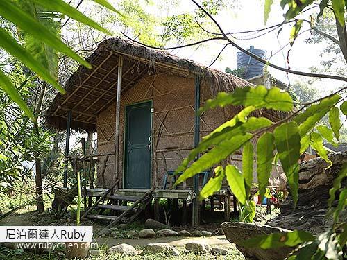 簡樸環保的Evergreen Eco Lodge